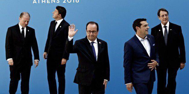 Σύνοδος του Ευρωπαϊκού Νότου: Τα μηνύματα και η κοινή διακήρυξη των επτά ηγετών για το μέλλον της