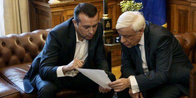 Παππάς σε Παυλόπουλο: Διαδικασία-πρότυπο για τη διαχείριση της ελληνικής περιουσίας ο