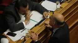 Μετωπική ΣΥΡΙΖΑ-ΝΔ για τις δηλώσεις