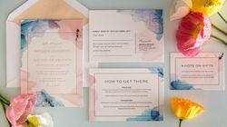 7 ιδέες για προσκλήσεις γάμου τόσο όμορφες που οι καλεσμένοι θα θέλουν να τις κρατήσουν για