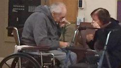 Ράγισαν τις καρδιές τους. Μετά από 62χρόνια γάμου τους χωρισαν γιατί δεν υπάρχει χώρος στο