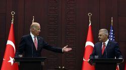Συνάντηση Μπάιντεν-Γιλντιρίμ στην Άγκυρα. Τι είπαν για την εισβολή της Τουρκίας στη Συρία, την απόπειρα πραξικοπήματος και το