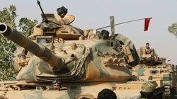 Σύριοι αντάρτες απελευθέρωσαν την Τζαράμπλους από το ISIS με τη βοήθεια της