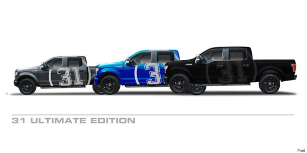 Une édition spéciale Carey Price pour le Ford