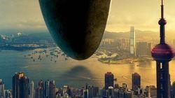 Εσείς μπορείτε να βρείτε το λάθος στην αφίσα της ταινίας «Arrival» που έκανε έξαλλο το Χονγκ