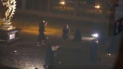 Βίντεο δείχνει μαυροφορεμένους να «θυσιάζουν» γυναίκα σε βωμό του Σίβα στο