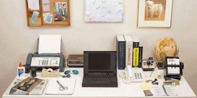 Η εξέλιξη των γραφείων από το 1980 έως σήμερα μέσα από ένα