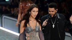Chez Victoria's Secret, la rencontre des ex entre Bella Hadid et The Weeknd a focalisé