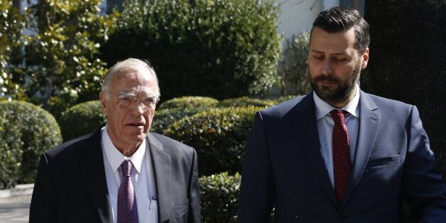 Καλιάνος: Έφυγα γιατί όταν άσκησα κριτική σε υπουργό του ΣΥΡΙΖΑ, ο Λεβέντης είπε ότι θα με