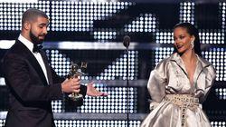 Ο Drake έκανε κανονική ερωτική εξομολόγηση στη Rihanna στη σκηνή των VMAs και έφαγε τα μούτρα