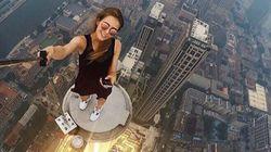 Η Ρωσίδα που βγάζει τις πιό επικίνδυνες selfies στον