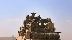 Η πολιτοφυλακή YPG των Κούρδων της Συρίας επιστρέφει στη βάση