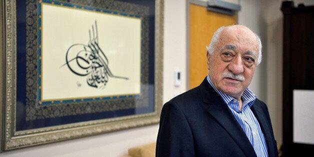 U.S. based cleric Fethullah Gulen at his home in Saylorsburg, Pennsylvania, U.S. July 29, 2016. REUTERS/Charles...