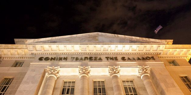 The National Bank of Greece, Thessaloniki branch, The building was constructed in the period 1928-1933...
