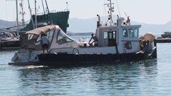 Ο καπετάν Στέλιος της Αίγινας πνίγηκε ζωντανός – Η ζωή του στα ποντοπόρα και τα αμείλικτα