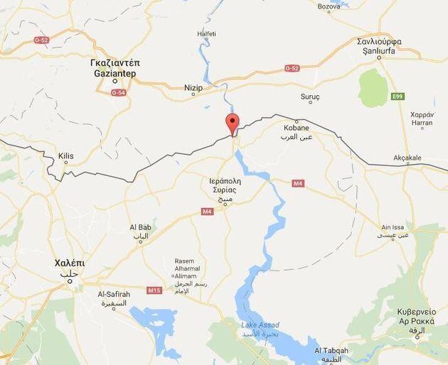 Τουρκικά άρματα μάχης εισβάλουν στη Συρία. Βολές κατά στόχων στο συριακό