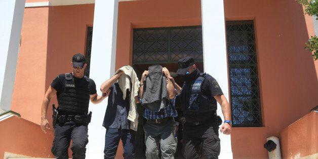 Στην εισαγγελία Εφετών το αίτημα των τουρκικών αρχών για έκδοση των οκτώ