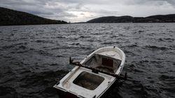 Τον περίπλου της Λέσβου με μια βάρκα επιχειρεί Τούρκος