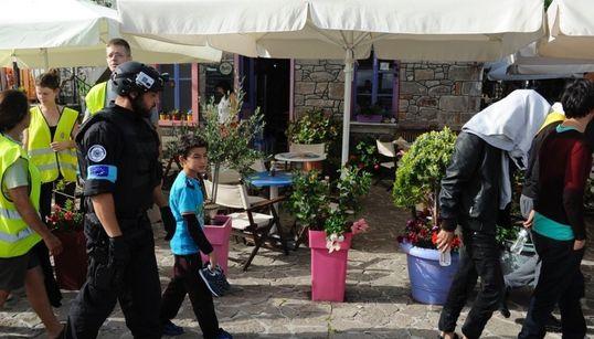 Οι επιχειρήσεις στη Λέσβο ακόμα βιώνουν τις επιπτώσεις της προσφυγικής