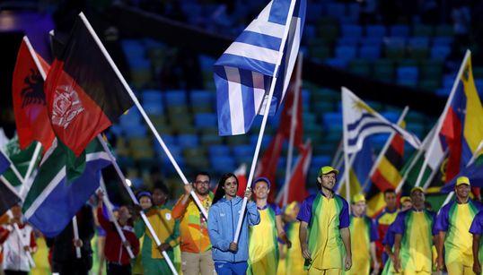 Η τελετή λήξης των Ολυμπιακών Αγώνων μέσα από 17