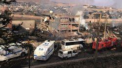 Τουρκία: Αιματηρή βομβιστική επίθεση σε πόλη στα σύνορα με τη Συρία. Το ΡΚΚ ανέλαβε την