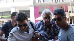 Φωτογραφίες: Η άφιξη του 77χρονου κυβερνήτη του μοιραίου ταχύπλοου στον