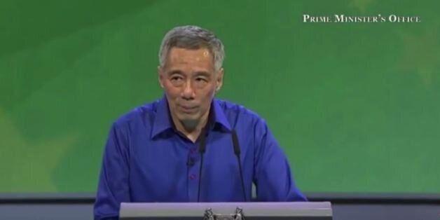 Ο πρωθυπουργός της Σιγκαπούρης λιποθύμησε μετά από πολύωρη δημόσια