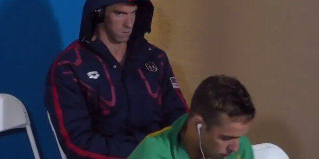 To θανατηφόρο βλέμμα του Phelps στον le Clos (και η αντίδραση του ίντερνετ) είναι ό,τι καλύτερο θα δείτε