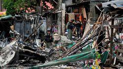 Δύο εκρήξεις βομβών σε παραθαλάσσιο θέρετρο στην