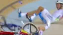 Ρίο: Η «καραμπόλα» που προκάλεσε Γάλλος ποδηλάτης πριν κατακτήσει το ασημένιο