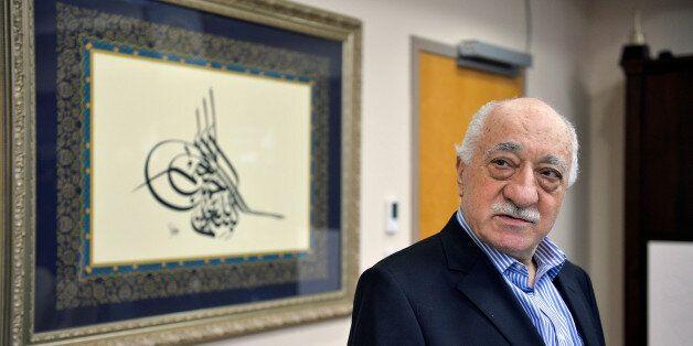 U.S. based cleric Fethullah Gulen at his home in Saylorsburg, Pennsylvania, U.S. July 29, 2016. REUTERS/Charles