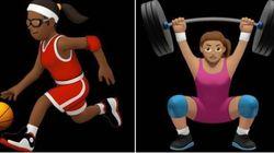 Τα νέα emoji της Apple αποδεικνύουν ότι οι γυναίκες είναι κάτι παραπάνω από