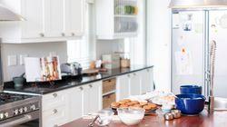 Πώς να ανανεώσετε την κουζίνα σας χωρίς να ξοδέψετε μια