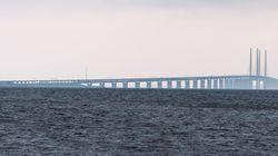 Το θαύμα της μηχανικής από ψηλά - Η γέφυρα Ορεσουντ που συνδέει δυο