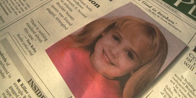 American child JonBenét Ramsey was murdered at age 6, in Boulder. (Photo by Axel Koester/Sygma via Getty Images)