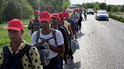 Δημοσκόπηση: 44% των Γερμανών, 45% των Γάλλων και 66% των Τούρκων υπέρ του κλεισίματος συνόρων στους