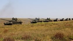 Εκκλήσεις από ΗΠΑ και ΕΕ για αποκλιμάκωση της έντασης μεταξύ Ουκρανίας και