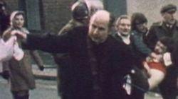 Πέθανε ο ιερέας σύμβολο της «Ματωμένης Κυριακής» στη Βόρεια