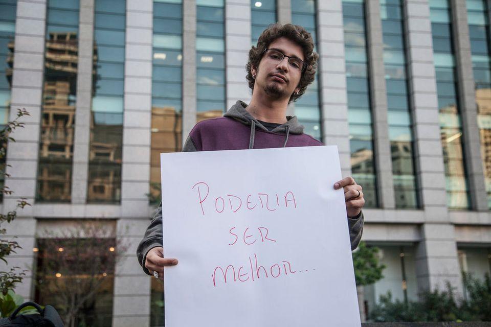 12 Βραζιλιάνοι εξηγούν τι πιστεύουν πραγματικά για τους Ολυμπιακούς Αγώνες στο