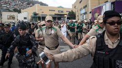 Επεισόδια και αστυνομικές επιχειρήσεις στο Ρίο κατά την μεταφορά της Ολυμπιακής