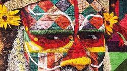 Η τεράστια τοιχογραφία-φόρος τιμής στους Ολυμπιακούς Αγώνες που μπορεί να σπάσει το ρεκόρ