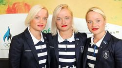 «Trio to Rio»: Οι τρίδυμες από την Εσθονία που θέλουν να γράψουν