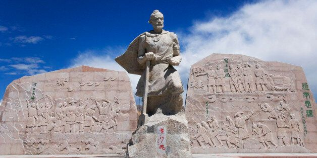 Dayu, often regarded with legendary status as Yu the Great was the first ruler and founder of the Xia...