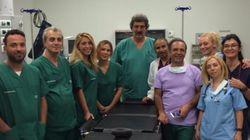 Ο Πολάκης χειρούργησε ασθενή στο νοσοκομείο της Σαντορίνης και το αφιέρωσε σε Βορίδη, Γεωργιάδη και