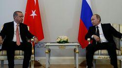 Ερντογάν: Νέο κεφάλαιο στις σχέσεις με τη Ρωσία. Πούτιν: Όλοι θέλουμε να επανεκκινήσουμε τον