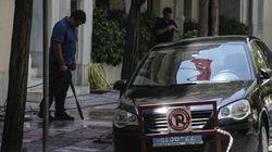 Αναβλήθηκε η δίκη μέλους του Ρουβίκωνα που κατηγορείται για συμμετοχή στην επίθεση στην τουρκική