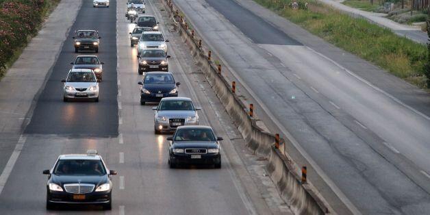Έκτακτα μέτρα Τροχαίας, με απαγόρευση κίνησης φορτηγών και «μυστικούς» τροχονόμους για τον