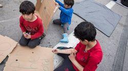 Παιδιά με ηπατίτιδα σε καταυλισμό προσφύγων στο