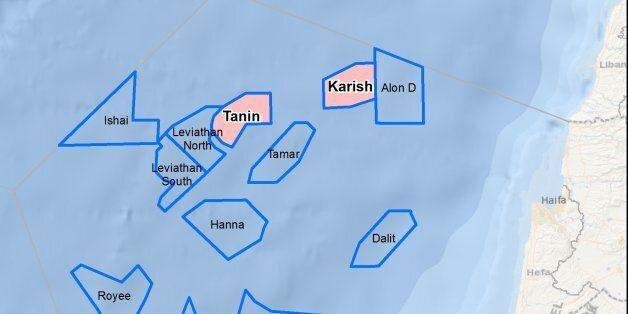 Tα κοιτάσματα φυσικού αερίου Karish και Tanin στο Ισραήλ αποκτά η