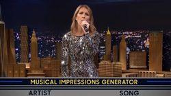 Η Celine Dion «κάνει» την καλύτερη Rihanna που έχετε